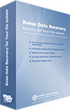 Raise Data Recovery for XFS box logo