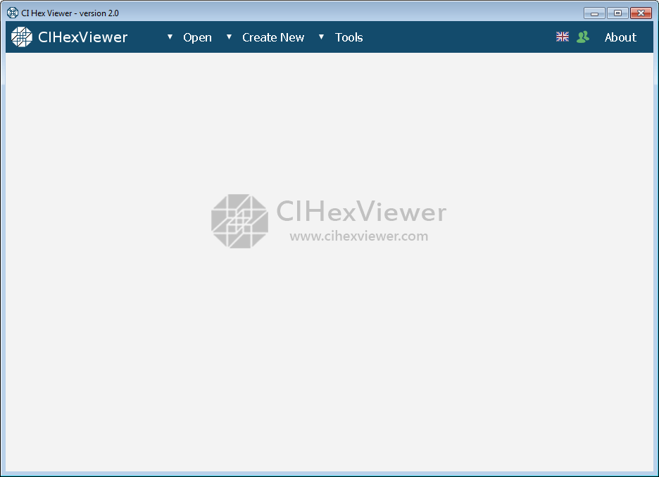 CI Hex Viewer (for Windows) version 2