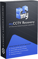 myCCTV Recovery - One Time License box logo