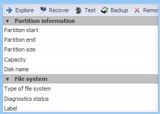 UFS Explorer RAID Recovery (for Windows) version 5
