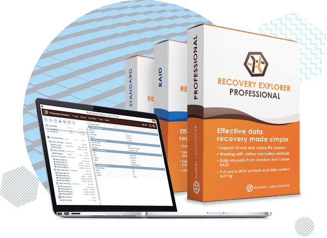 Recovery Explorer version 7